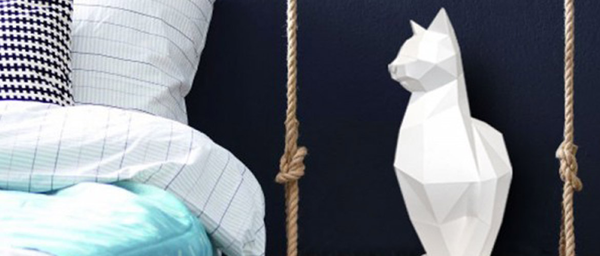 décoration en papier facile